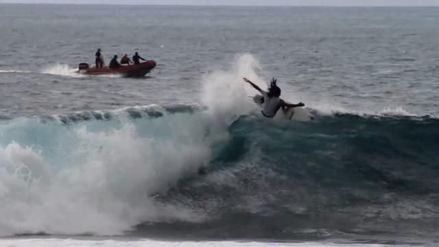 Surf movie : : Liquid Sensation // Adrien Toyon - Reunion Island