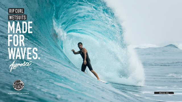 Mason Ho | Made For Waves | Wetsuits by Rip Curl