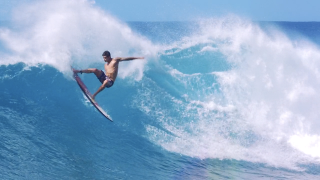 """Channel Islands Surfboards Team on the New """"Happy"""" Model"""