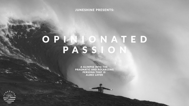 JuneShine Presents | Opinionated Passion