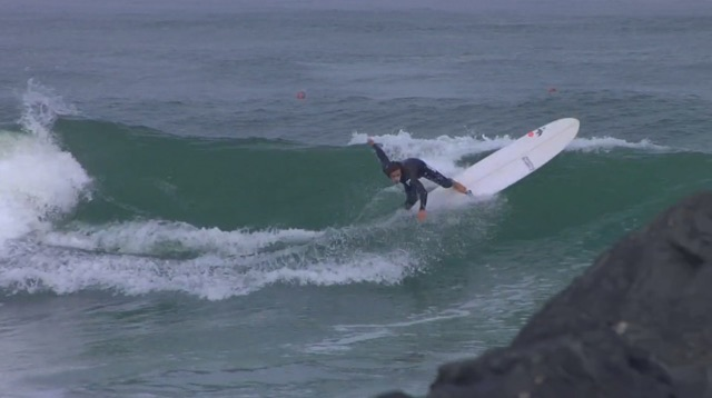 Delpero's longboarding
