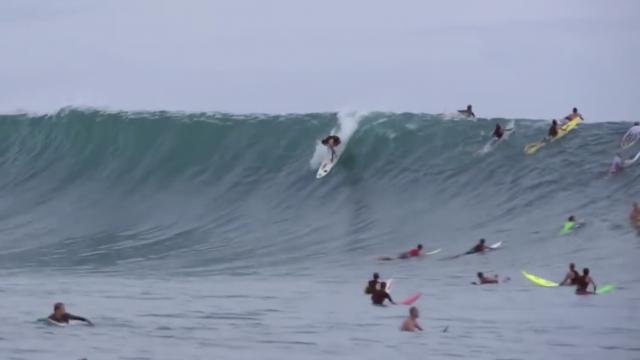Let's Surf Seriously: Greg Long Full Part - TransWorld SURF