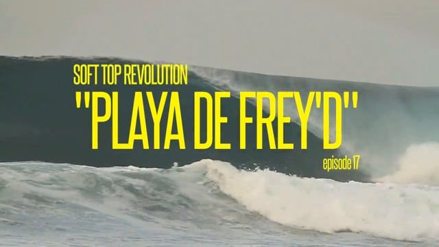 """PLAYA DE FREY'D"""