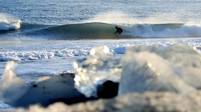COLD LINES - Surf in Iceland with Lee-Ann Curren