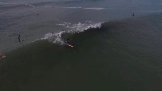 Bidudigital - 01/11/2016 - Caio Teixeira, Praia da Macumba - RJ. [DRONE]