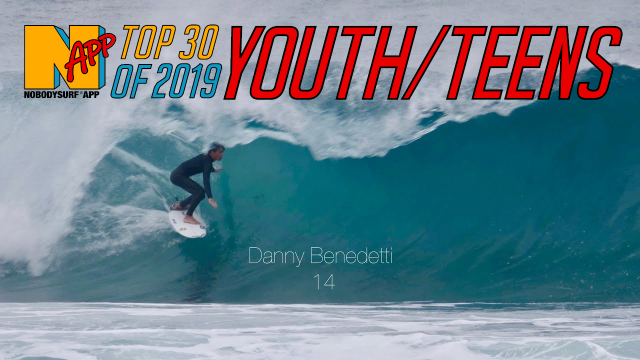 Danny Benedetti 14