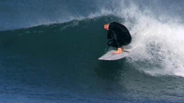 Stilus Surfboards Belafonte // Zac Arena Foster