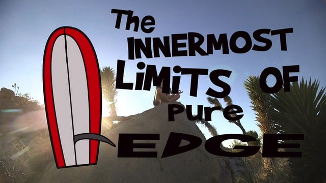 The Innermost Limits of Pure EDGE