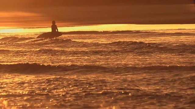 A Pedra e o Farol - Surf Clip