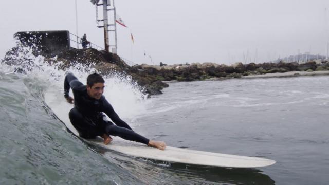 Henry Haber 2018 Surf Relik