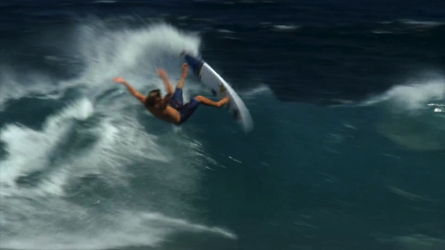 '100%ALOHAMADE' featuring Dusty Payne, Kelly Slater, and Clay Marzo