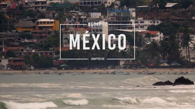#GOARITZ - MEXICO