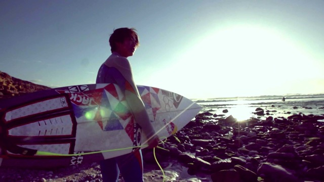 Kanoa Igarashi and Leo Fioravanti - The Young Professionals - Chapter 1