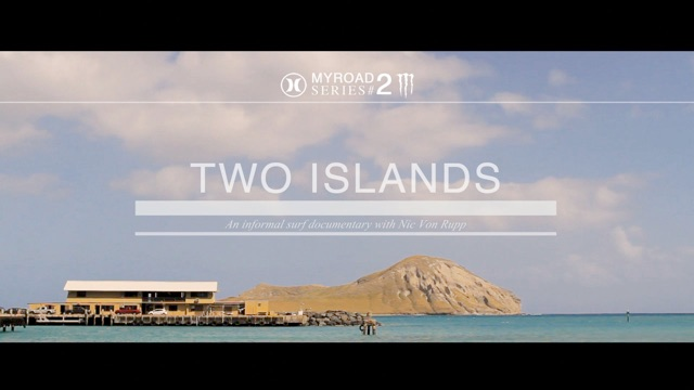 Two Islands | My Road Series Vol.II