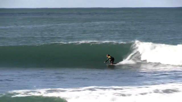 9 year old surfer, Dakoda Walters, Angourie, Australia.