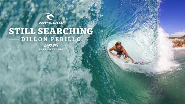 Dillon Perillo: Still Searching