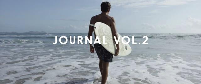 JARED MELL JOURNAL VOL. 2