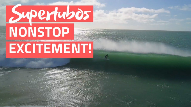 Supertubos - The Most Exciting Wave in Portugal