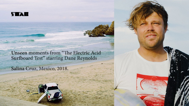 Unreleased A+ Footage Of Dane Reynolds In Mexico