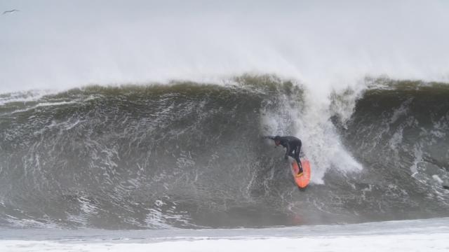 Mavic Surf Shots