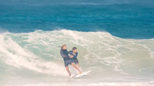Beach Chair: The best surfing you haven't seen on the webcast