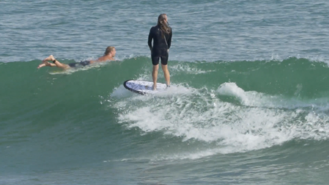 Mucho Aloha X Almond Surfboard R-Series Surfboard
