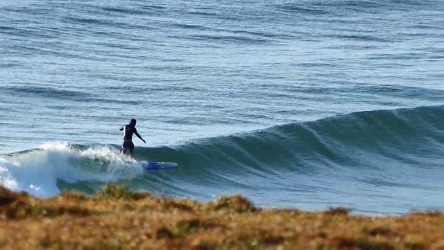 Longboarding the Coffs Coast with Brett Caller