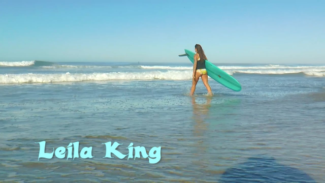 Leila King | California