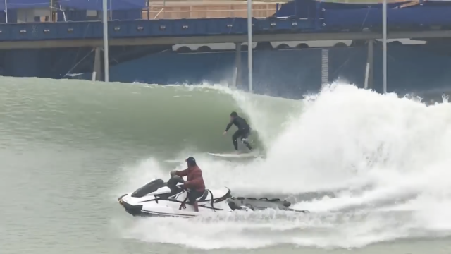 Amateur Hour at Surf Ranch