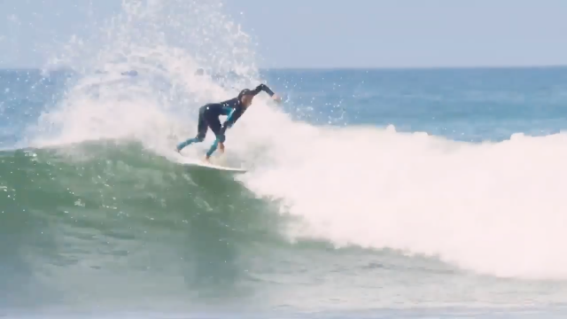 Tia Blanco Surfing Lowers 2017