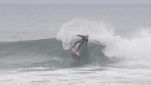 One Wave: Tommy Mckeown