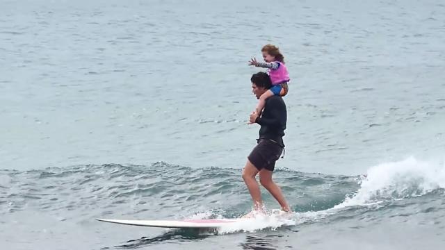 Good OL' days longboarding the Coffs Coast