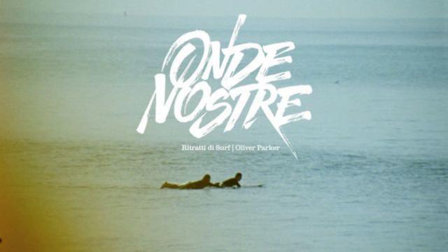 RITRATTI DI SURF | OLIVER PARKER