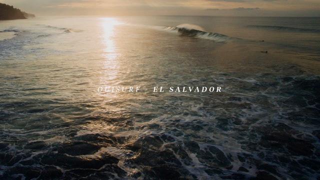 Ouisurf Eldorado, El Zonte Surf Session