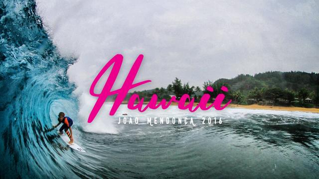 HAWAII - João Mendonça 2016