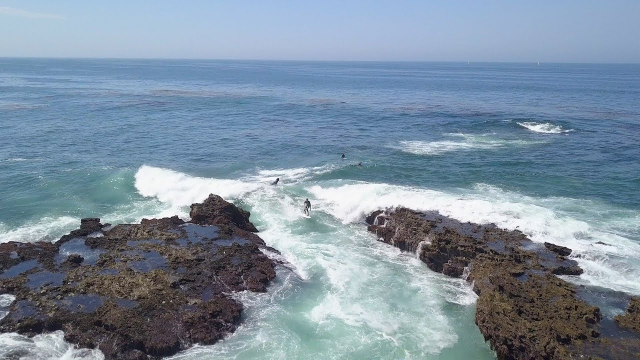 Thread the Needle at a Sketchy OC Reef