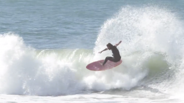 The PJ Special Surfed By Heath