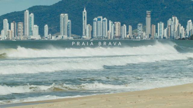 Praia Brava - Julho 2015