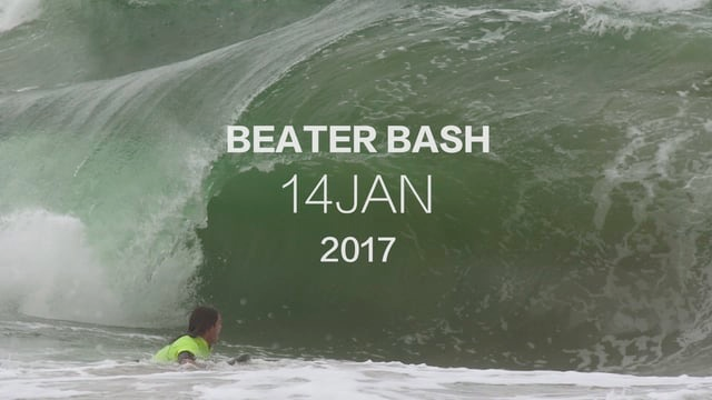 2017 CATCH SURF BEATER BASH