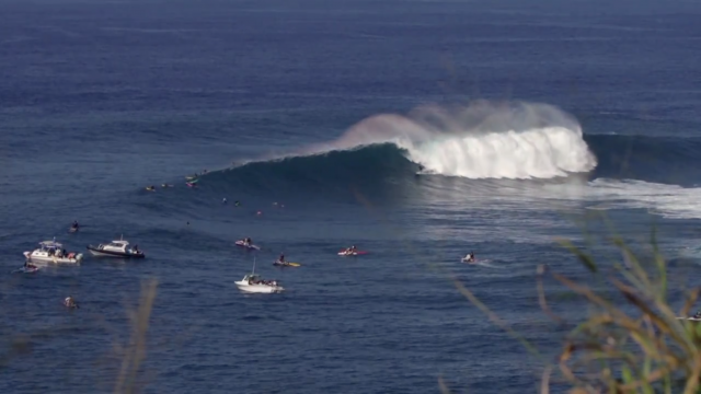 Peahi Jaws Sessions 2014