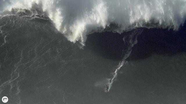 Ross Clarke-Jones @ Nazaré, Portugal - 2018.01.18 [Surf, Big Waves]