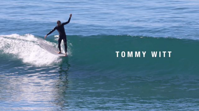 Tommy Witt: NobodySurf Originals