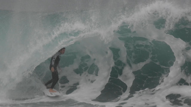 Bit of a Super Session this afternoon at Bar Beach