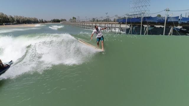 Taylor Jensen KS Surf Ranch