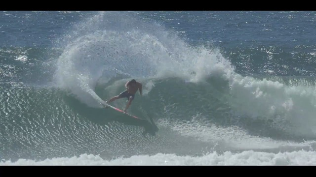Jordy Smith in Mozambique and Durban