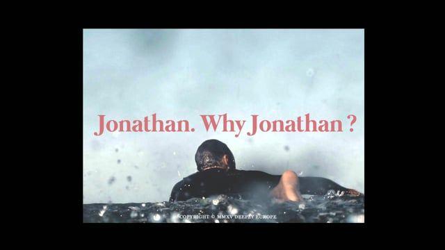 Jonathan. Why Jonathan?
