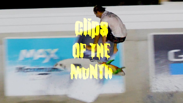 Jacob Szekely's Superman Finger-Flip in Texas Tops Clips of the Month for July