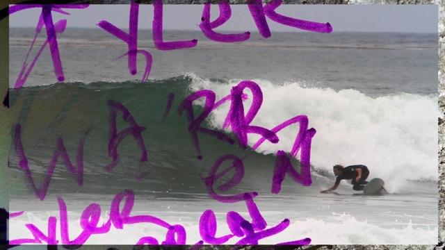 TYLER WARREN - SURF
