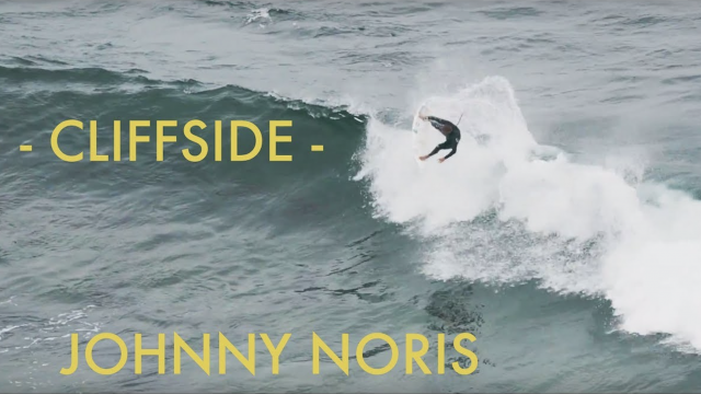 JOHNNY NORIS: CLIFFSIDE