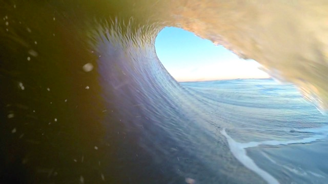 GoPro: Rob Kelly's Psychedelic Barrels in North Carolina - GoPro of the World March Winner
